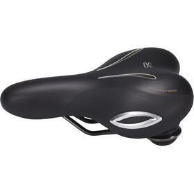 Selle Royal Look IN Sella Relaxed, nero